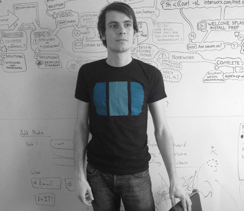 InterWorx T-shirt 2013