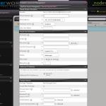 NodeWorx add SiteWorx Account