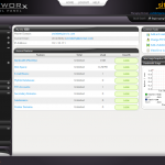 SiteWorx Overview Small Menu Style